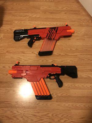 NERF Guns Rival Khaos MXVI-4000 Blaster, for Sale in Miramar, FL