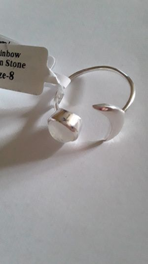 Moon & star ring for Sale in Ramsey, NJ