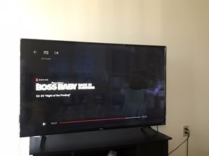 TV TCL 55 inch for Sale in Bear Creek Village, PA