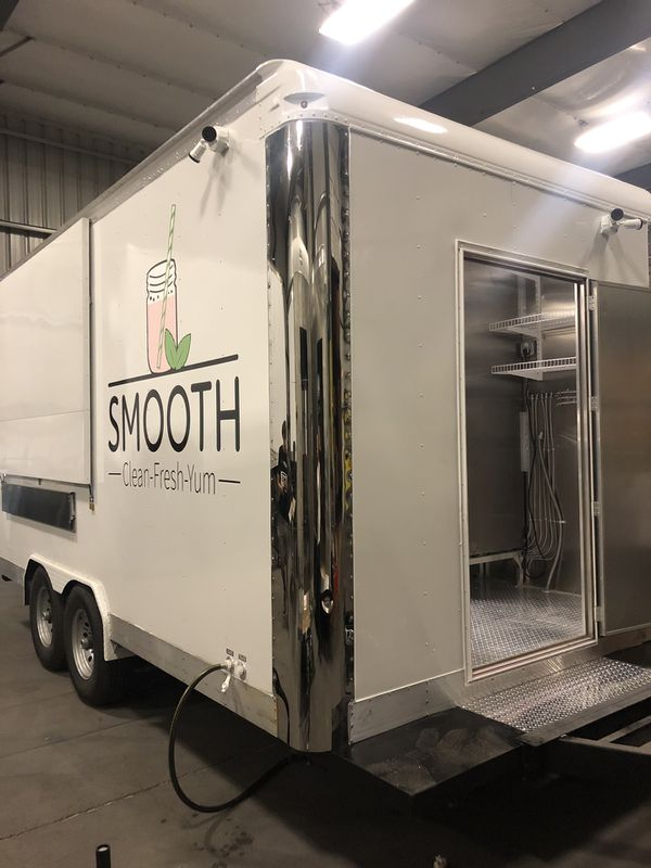 Smooth trailer