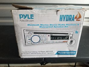 PYLE Car Radio/ Car Stereo/ Bluetooth/ MP3 Player for Sale in Lithonia, GA