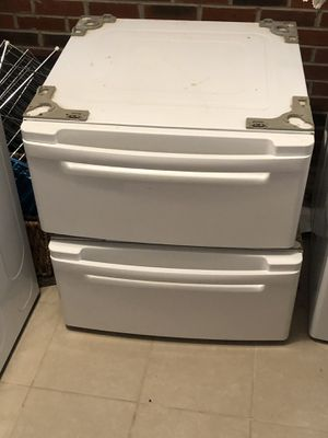 Washer and dryer stands for Sale in Knoxville, TN