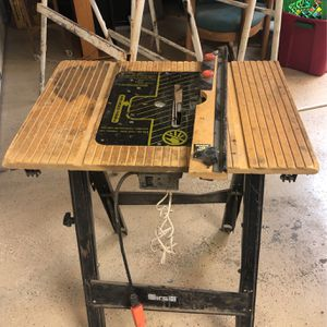 Hirsch Table Saw for Sale in Glendale, AZ