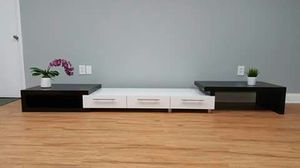 Modern TV Stand - Any color for Sale in Miami, FL