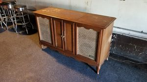Zenith stereo console am/FM turntable for Sale in San Francisco, CA