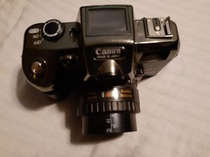 Never used Canon 55 mm film camera for Sale in Brighton, CO
