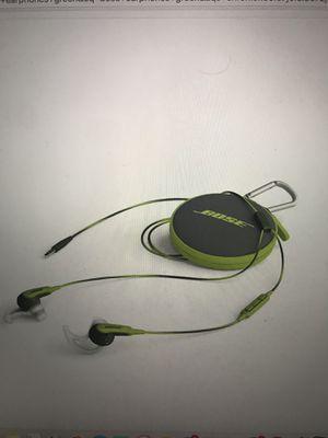 Genuine bose earphones for Sale in Durham, NC