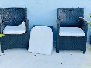 Outdoor used patio furniture for Sale in Lantana, FL