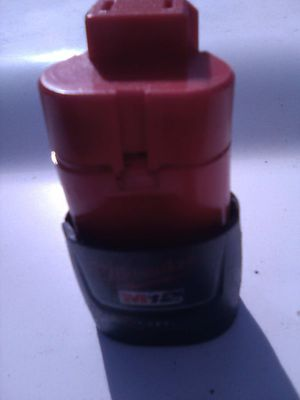 Milwaukee m12 battery for Sale in Fresno, CA