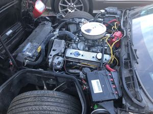 1991 CHEVY CORVETTE CONVERTIBLE 112k MILES NEED HEAD GASKET $3400 for Sale in Dallas, TX