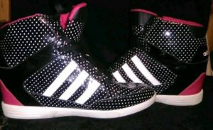 Adidas High Top Wedge Shoes for Sale in Wichita, KS