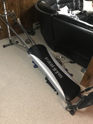Total gym for Sale in Danville, PA