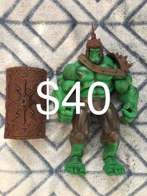 Marvel Legends Planet Hulk for Sale in Wichita, KS