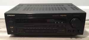 PIONEER VSX-D503S, 5 CHANNEL AUDIO/ VIDEO RECEIVER for Sale in Columbus, OH
