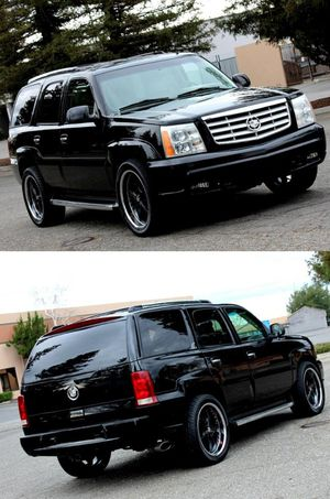 2002 Cadillac Escalade Price $800 for Sale in Bethesda, MD