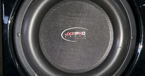"2-12"" JXR Pro subwoofer for Sale in Escondido, CA"