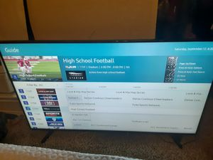 "55"" inch Samsung HD TV for Sale in Grand Prairie, TX"