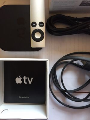 Apple TV for You!! And yours!! Fun 4 Days! for Sale in Brooklyn, NY