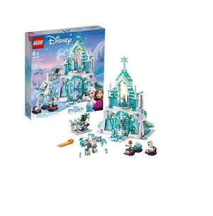 BRAND NEW LEGO Disney Princess Elsa's Magical Ice Palace 43172 Toy Castle Building Kit with Mini Dolls for Sale in Orlando, FL