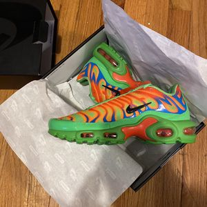 Nike Air Max Plus Supreme New York Mean Green for Sale in Seattle, WA