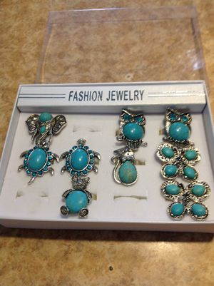 Fashion rings for Sale in Lexington, NC