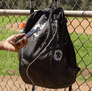 Baseball Backpack Bat Bag w/ USB Charger for Sale in Saugus, MA