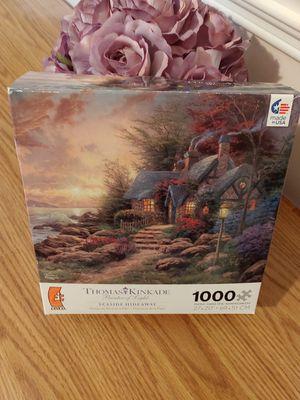 Thomas Kinkade 1000-piece Puzzle for Sale in Mauldin, SC