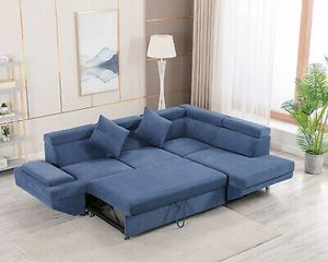 New sectional sofa bed for Sale in Rancho Dominguez, CA