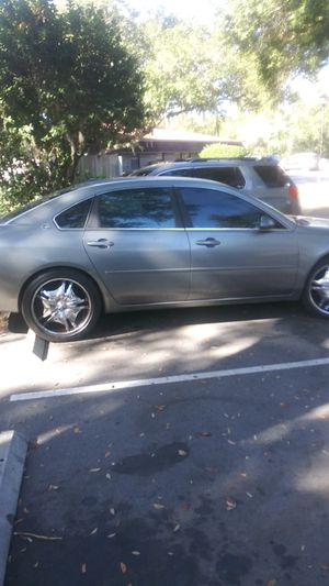 Chevy impala 06 for Sale in Lakeland, FL