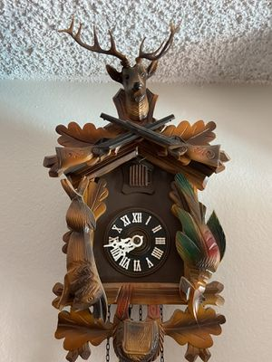Antique cuckoo clock for Sale in San Diego, CA