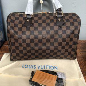 Louis vuitton Damier Ebene Speedy 30 B for Sale in Springville, UT