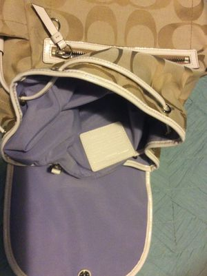 Coach backpack for Sale in Millersville, MD