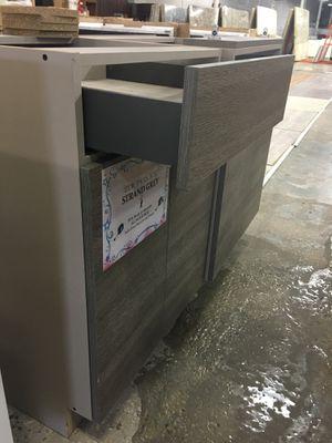 Strand Grey Color Kitchen Cabinets For Sale for Sale in Sanford, FL