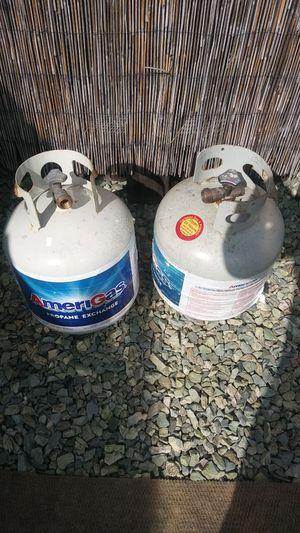 2 propane tanks. Empty for Sale in Carlsbad, CA