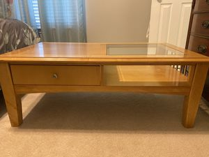 Coffee table and end tables for Sale in Spring Hill, TN