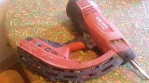 HILTi GX120 gas powered actuator fastening nail gun for Sale in North Andover, MA