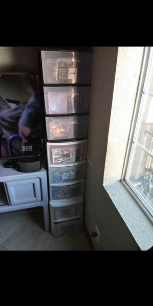 Plastic containers($10 for all) for Sale in Glendale, AZ