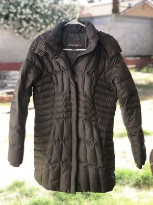 Eddie Bauer down jacket/parka/puff for Sale in Las Vegas, NV