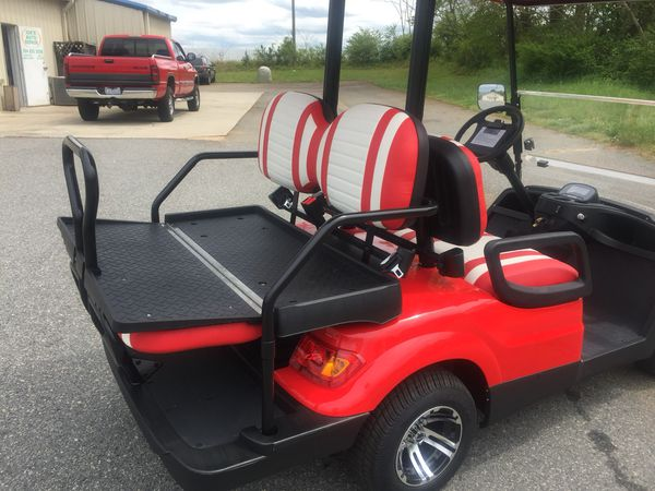 Toyota Dealerships In Nc >> NEW 2018 ICON TOYOTA POWERED ELECTRIC GOLF CARTS