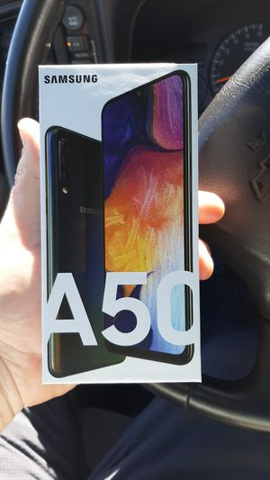 Samsung Galaxy A50 Unlocked TRADE for Sale in Grandville, MI