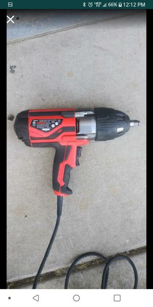 Bauer 1/2 inch drive impact wrench. for Sale in Modesto, CA