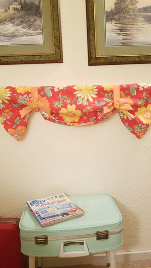 "Window Valance for 36"" Window for Sale for sale  Tacoma, WA"