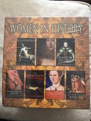 Women in history new for Sale in Wilmette, IL