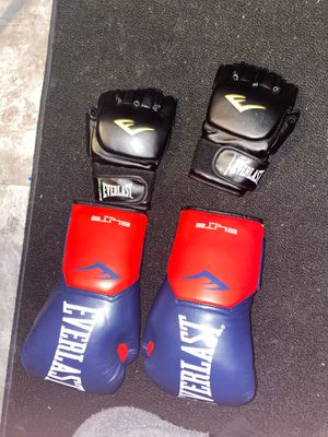 Boxing/mma gloves for Sale in Springfield, MA