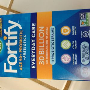 Brand New Fortify Probiotic for Sale in Sacramento, CA