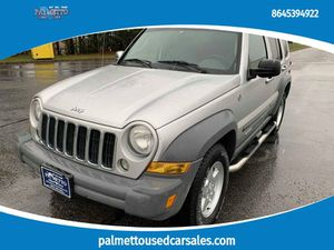 2005 Jeep Liberty 4x4 for Sale in Piedmont, SC