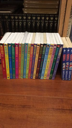 Ranma 1/2 manga 1-19 and 22 23 25 for Sale in San Antonio, TX