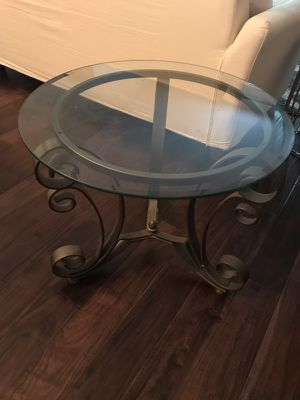 Matching glass tables for Sale in Kirkland, WA