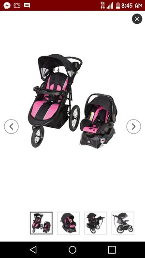 Baby trend stroller n carseat for Sale in San Diego, CA