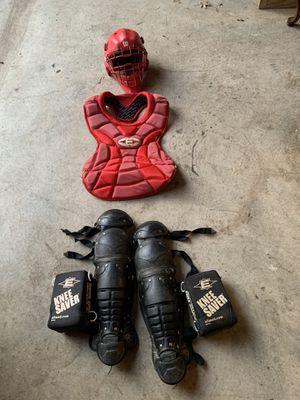 Youth catchers gear for Sale in Olathe, KS